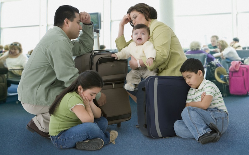 Avoid The Family Vacation Madness