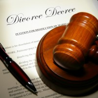 divorce, decree, judgement