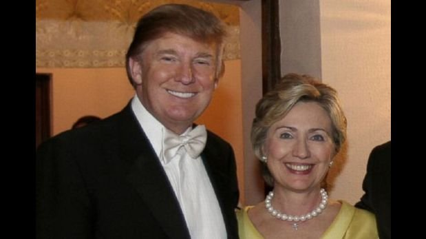Hillary Clinton Donald Trump Fell in Love
