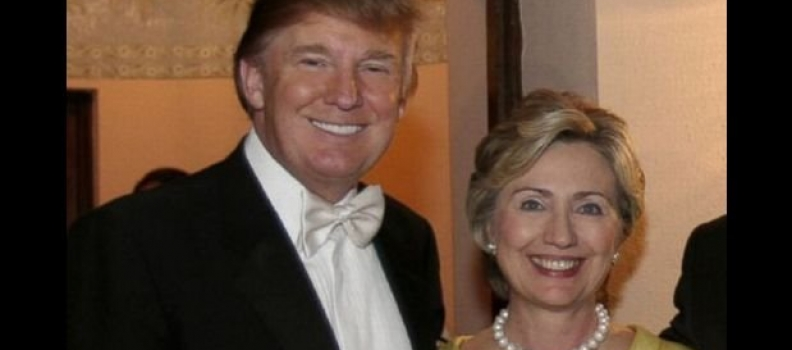 What If Hillary Clinton and Donald Trump Fell in Love…