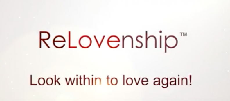The Words of ReLovenship epitomize its whole process