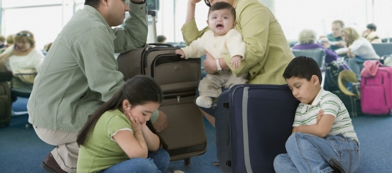 "Follow Our Simple Advice To Avoid  the ""Family Vacation Madness"""